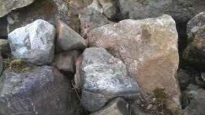 Devon Granite pieces